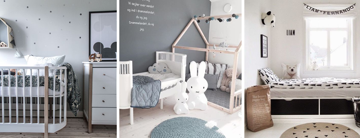 Our Baby Boys Nursery NordicDesign