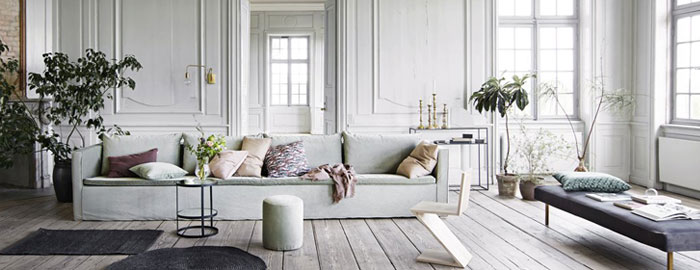 a lesson in casual elegance from tine k home nordicdesign. Black Bedroom Furniture Sets. Home Design Ideas