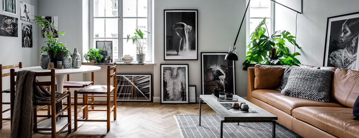 A Beautifully Styled 40 Sqm Apartment In Stockholm Nordic Design