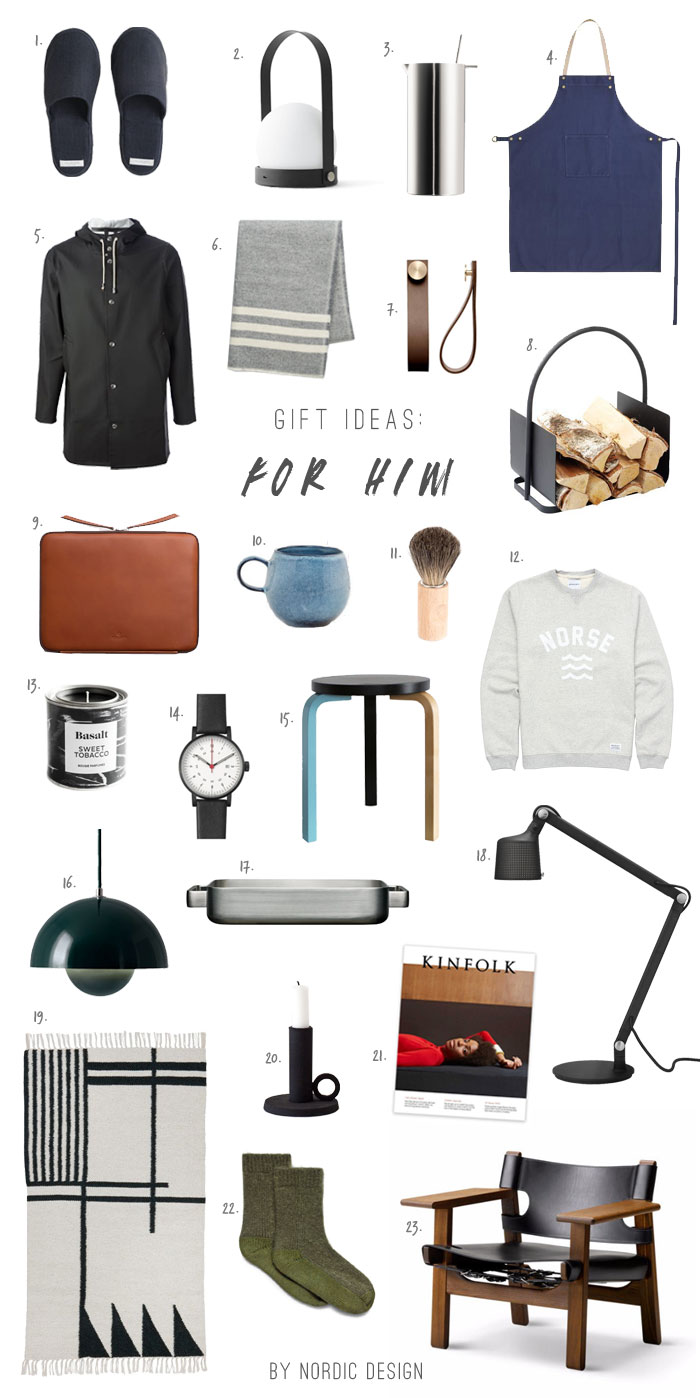 23 gift ideas for him christmas