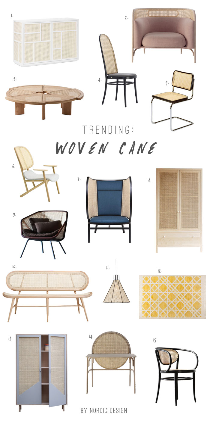 TREND-WovenCane-2016-NordicDesign