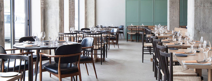 Restaurant in copenhagen is noma chef s newest venture