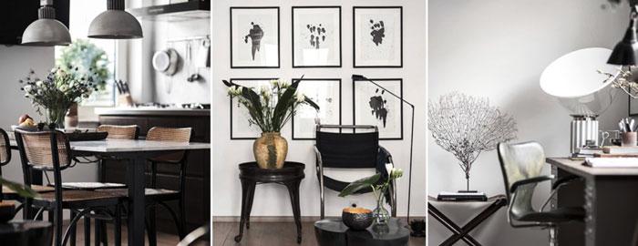 The Beautiful Studio Apartment Of Interior Designer Joakim Walles