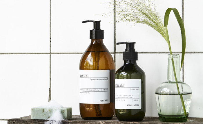 Meraki Organic Lifestyle And Skin Care Products With