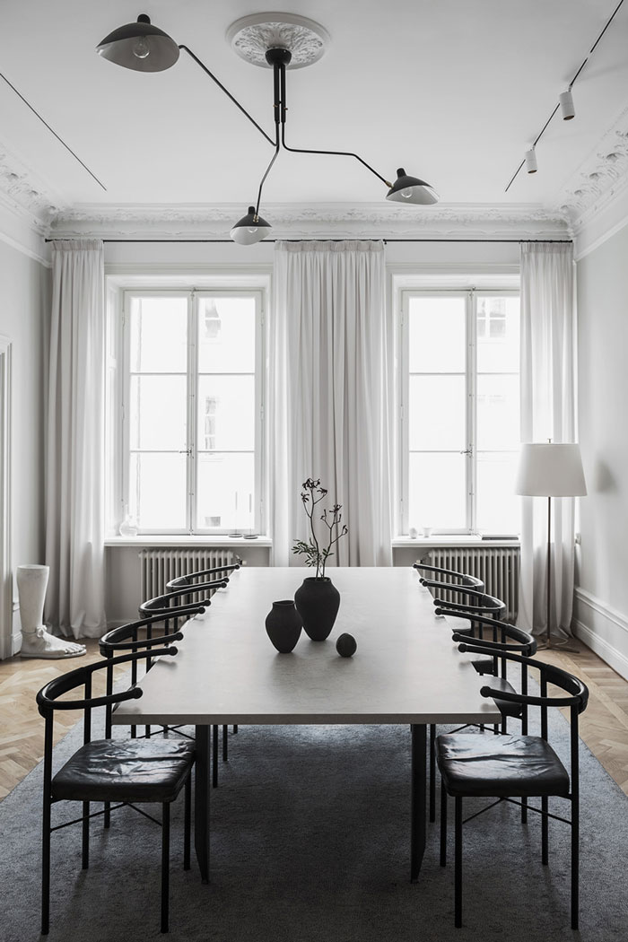 The Elegant Home Of Swedish Interior Designer Louise