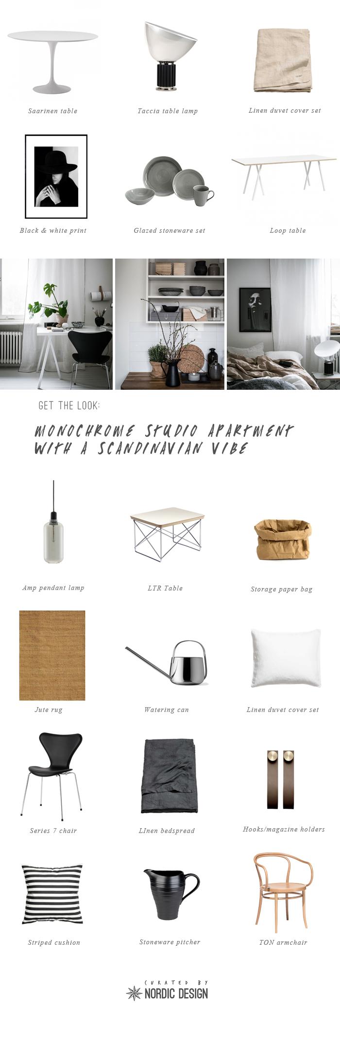 Monochrome-studio-apartment-get-the-look