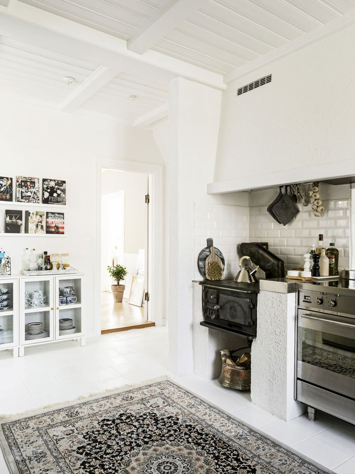 A Beautiful 1920s Family Home With Lots Of Scandinavian