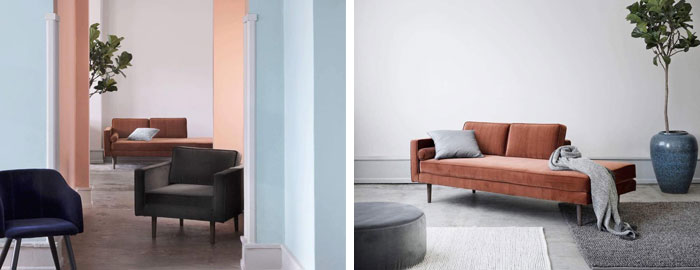 Broste Copenhagen Just Announced That Its Autumn/winter 2017 Collection  Will Include Velvet Furniture, A First For The Danish Design House.