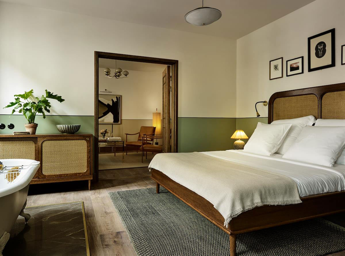 Classical elegance inspired by travels and theatre for the for Design boutique hotels copenhagen