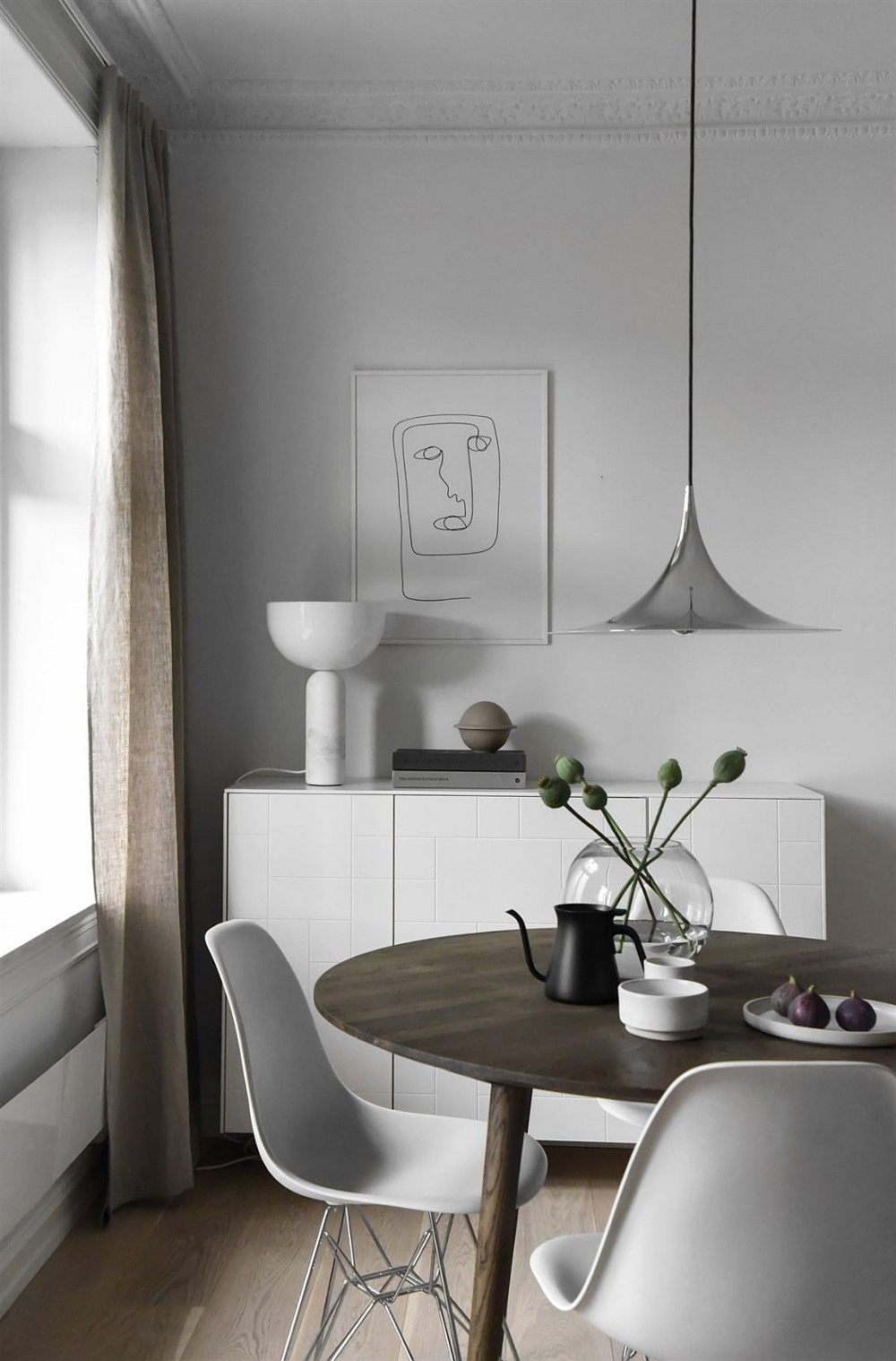 Inside the Perfectly Styled Home of Norwegian Interior Designer and