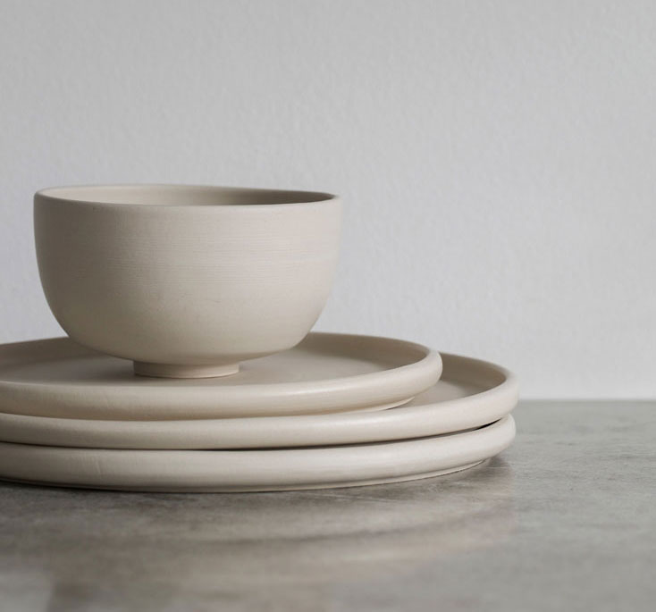 Melo Studio was only launched at the end of 2015 and the Swedish company already earned a notable popularity among stylists and interior bloggers u2013 Iu0027m one ... & On my Wish List: Minimal Ceramic Tableware by Melo Studio - NordicDesign