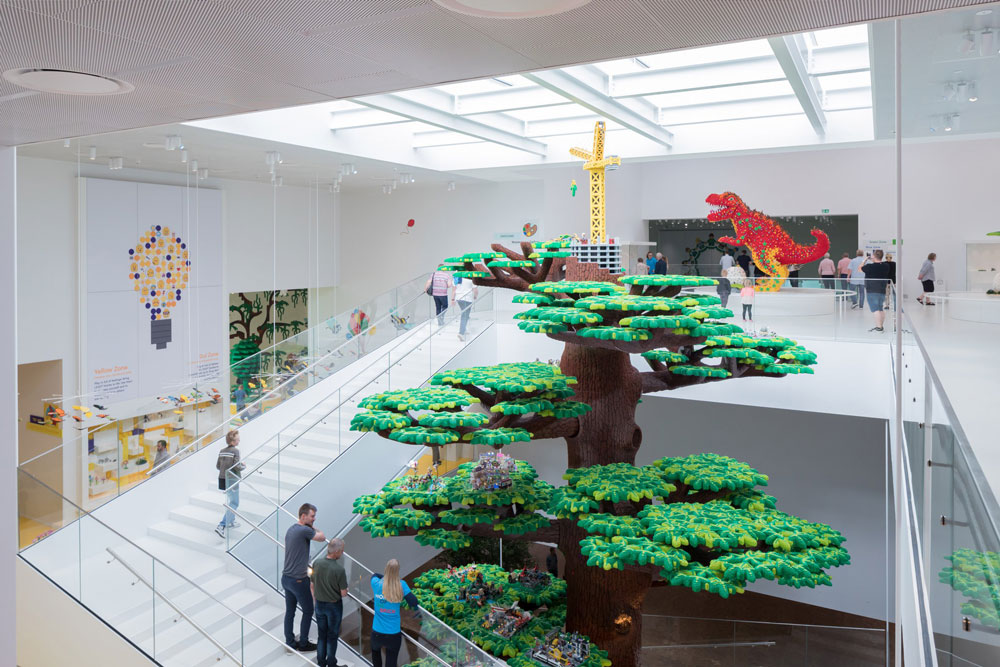 The New Lego House is Denmark's Coolest Family Hangout Right Now