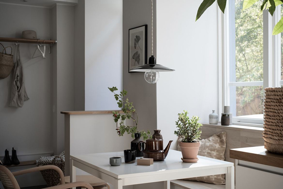 A Beautiful 35 Square Meter Home with Earthy