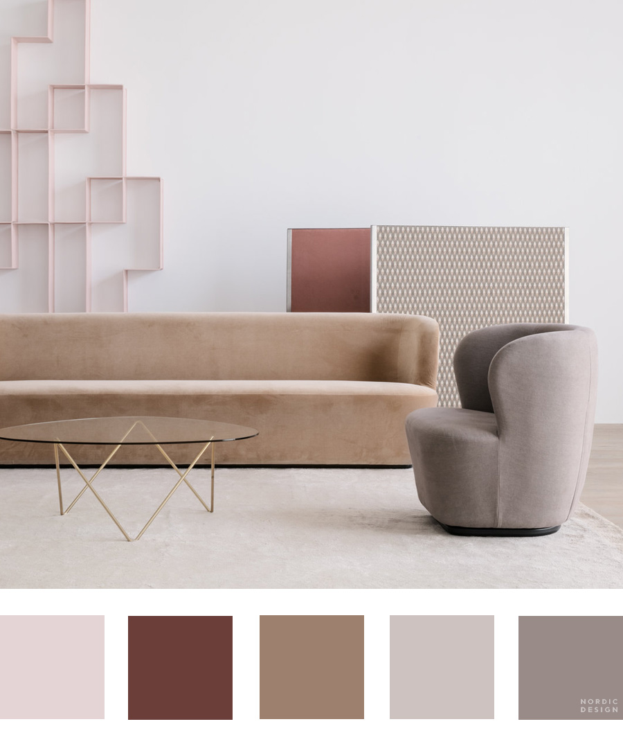 10 Beautiful And Totally Workable Color Palettes From Danish Design