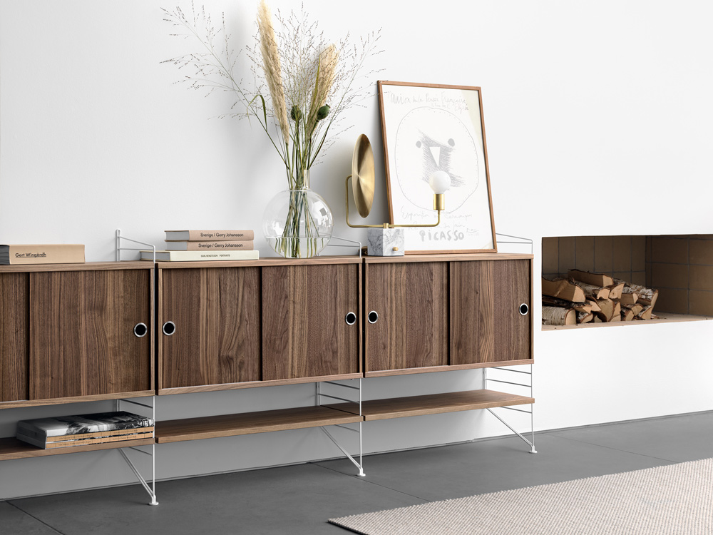 nordic furniture design. Spring/Summer 2018 Series: String Furniture\u0027s Iconic And Versatile Design Displayed In A Contemporary Style Nordic Furniture
