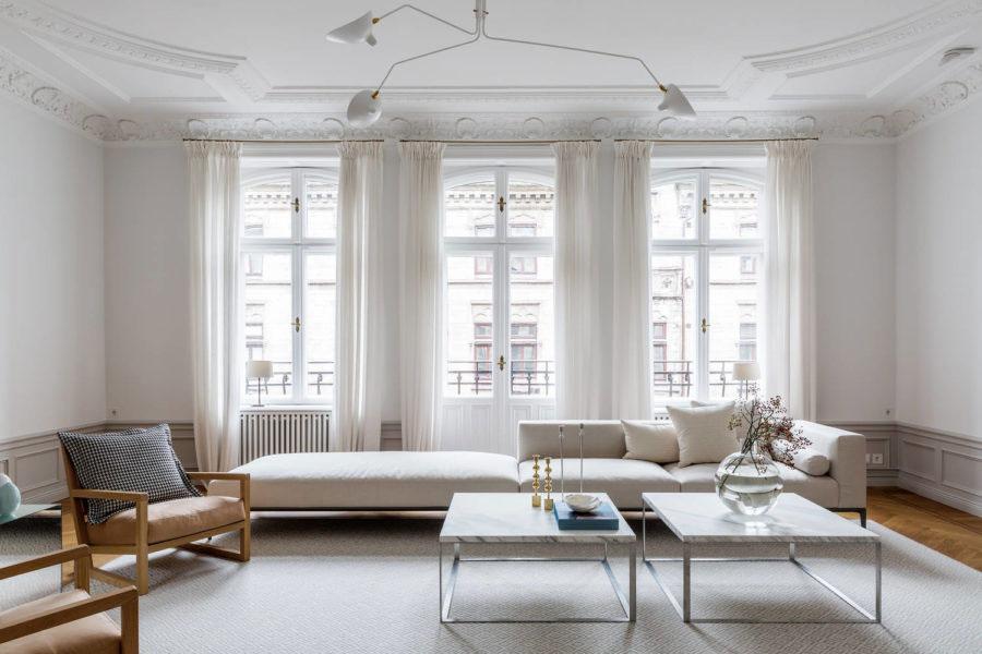 Tour a Lavish, Dream Apartment in Stockholm - NordicDesign