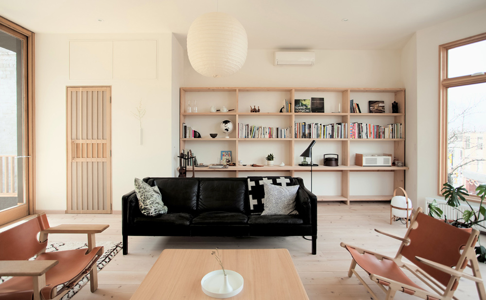 Mjolk Home A Minimalist Toronto Residence Taking Inspiration From Scandinavia And Japan Nordic Design