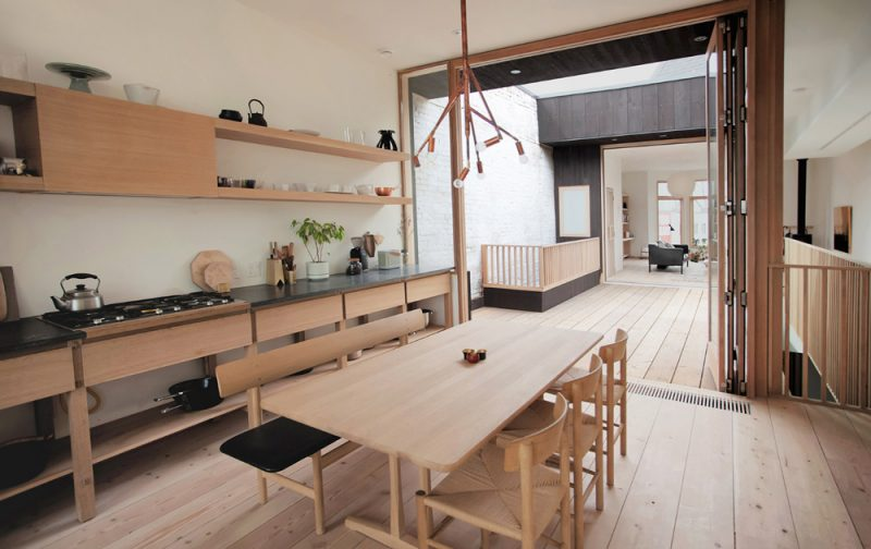 Mjölk Home: A Minimalist Toronto Residence Taking Inspiration from Scandinavia and Japan