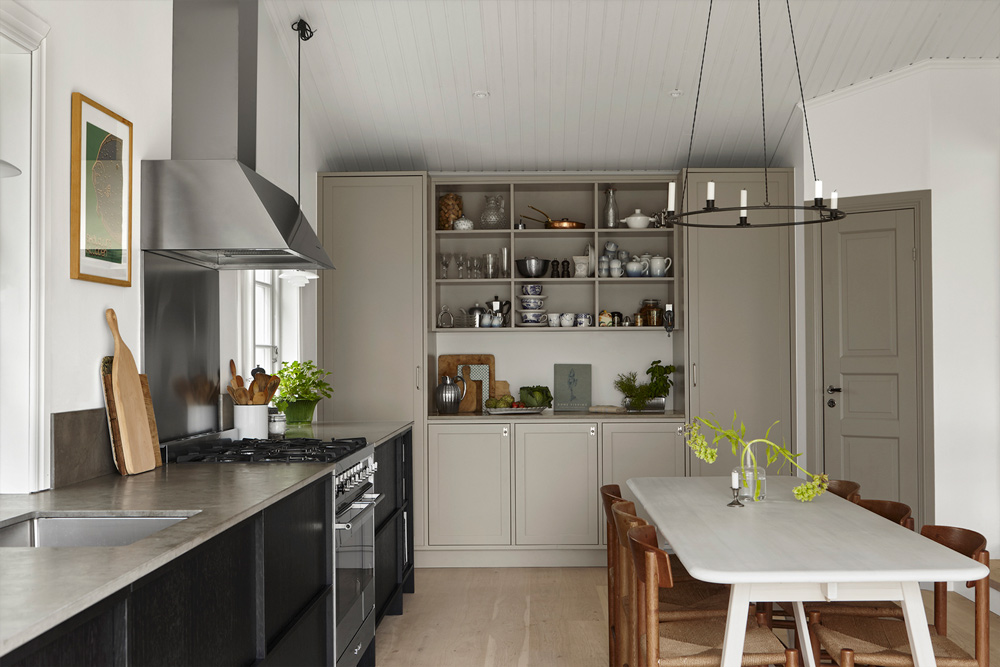 12 Beautiful and Inspiring Non-White Kitchens that I Loved ...