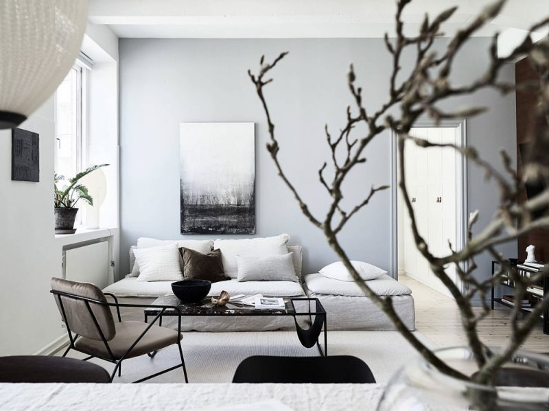 Take a Look Inside a Serene Gothenburg Home with a Lovely Muted Palette