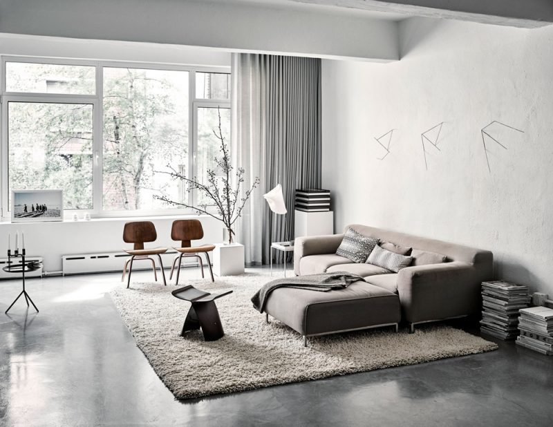 The Cool Industrial New York City Loft & Showroom of Vipp Owner Sofie Christensen Egelund