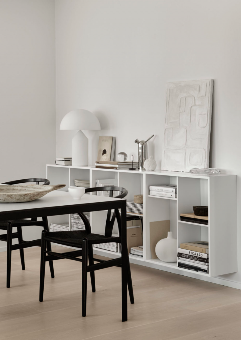 Get the Look: A Warm and Minimal Dining Room by Sundling Kickén