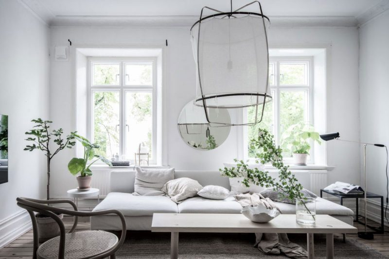 Peek into a Bright, Light and Airy Home in Gothenburg
