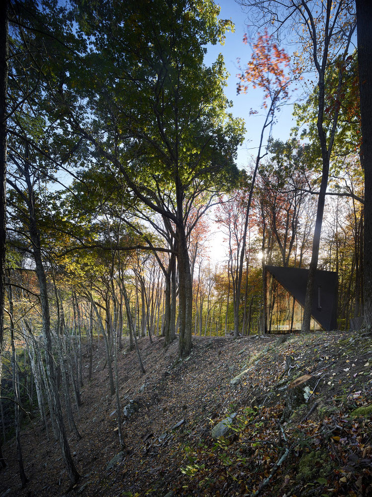 A Flat-Pack Prefab Micro Home by Bjarke Ingels for Klein ...
