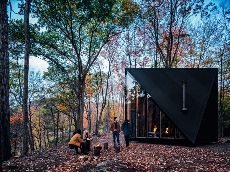 A Flat-Pack Prefab Micro Home by Bjarke Ingels for Klein