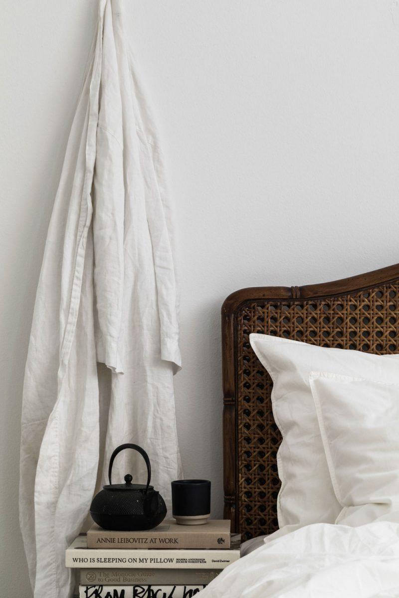 Bedroom Styling Inspiration from Swedish Bedding Company Midnatt