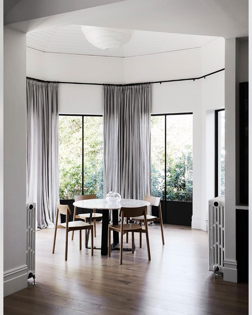 Inside Peek Kate S Dining Room Kitchen: Peek Inside A Refined Interior With A Luxe Mood By Fiona