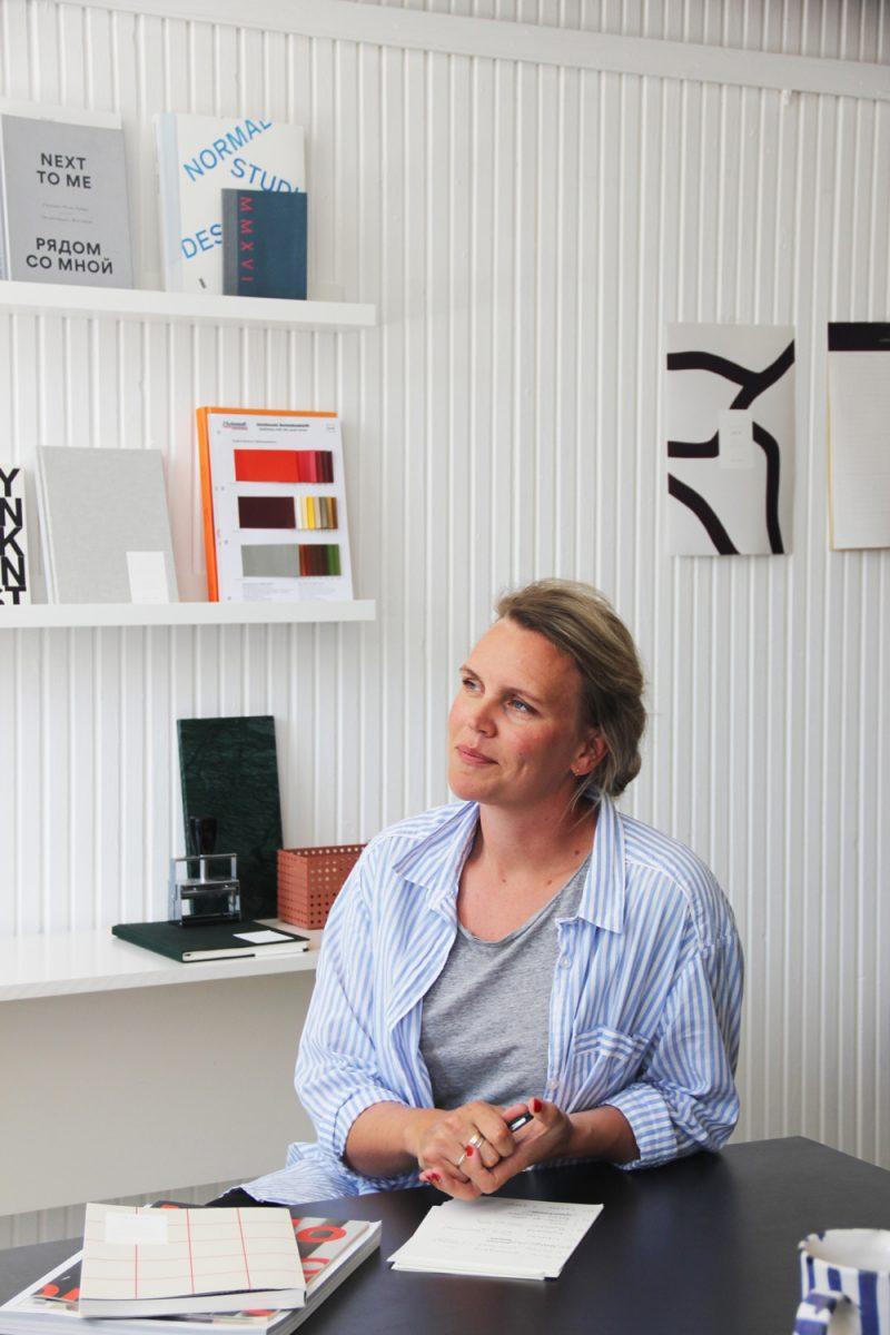 Interview with Signe Birkving Bertelsen from Danish Stationery BrandNOTEM Studio