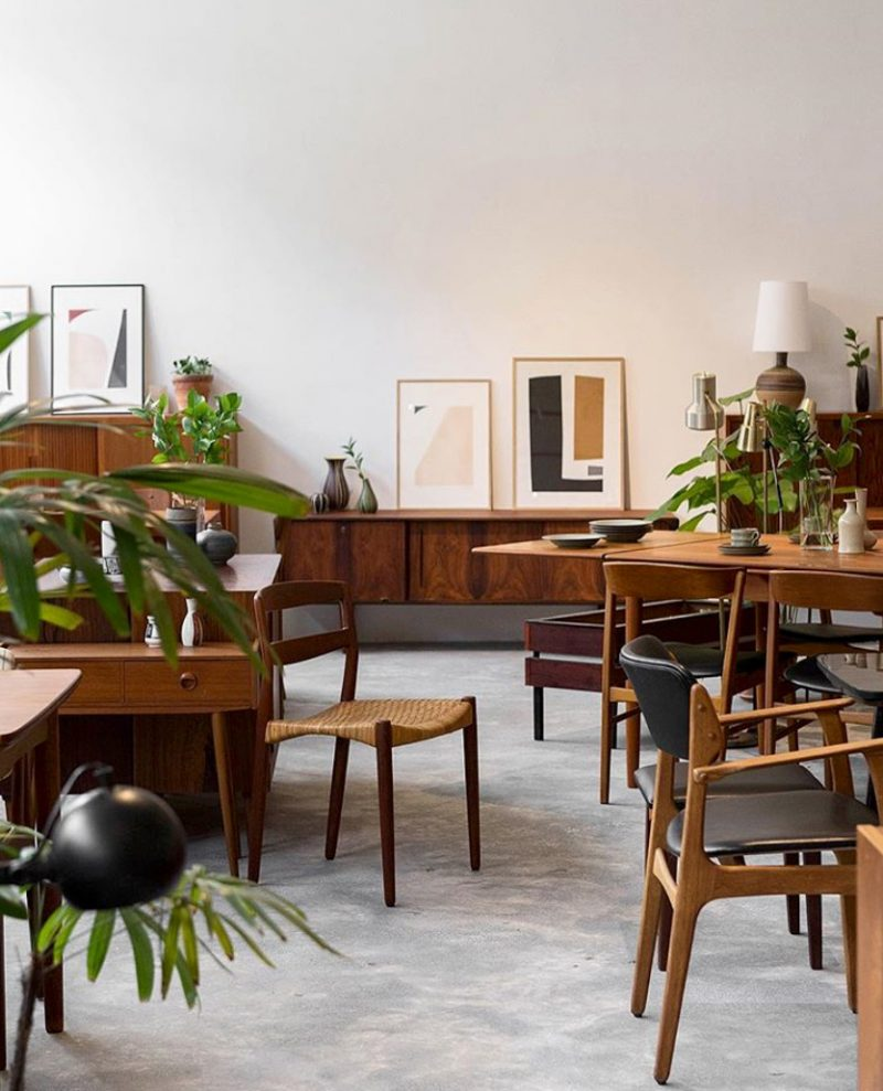 Here are the 10 best places to shop for vintage for Stuhle nordic design