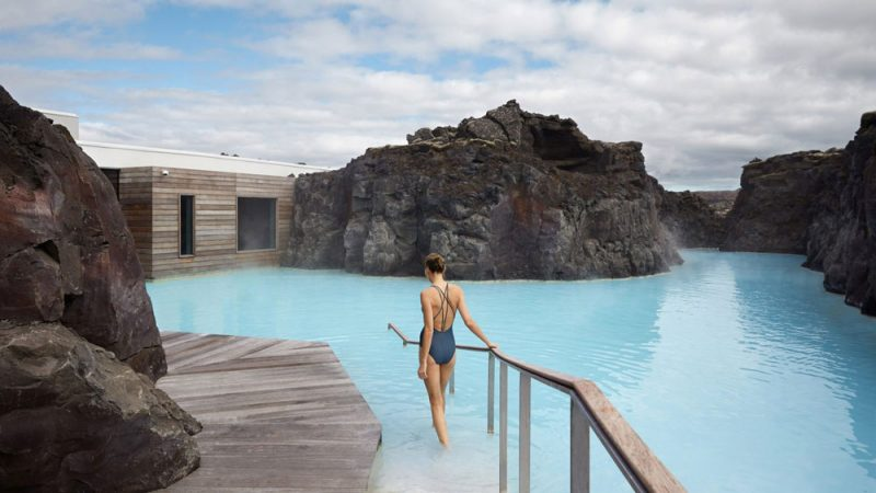 Get Your Own Blue Lagoon at Iceland's Newly Opened Retreat Hotel