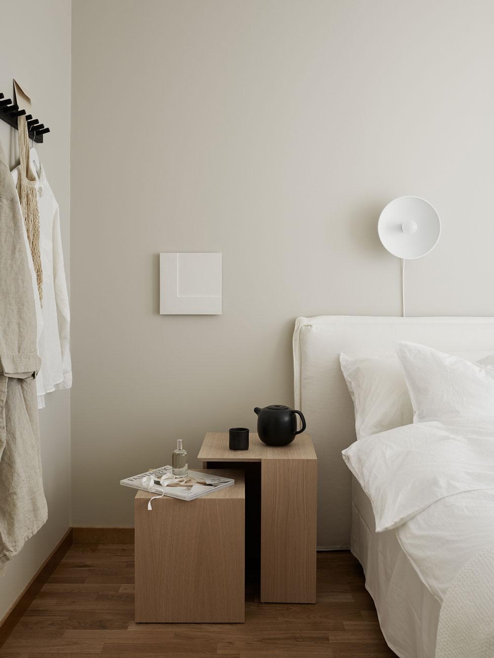 A serene organic and minimal interior by sundling kickén