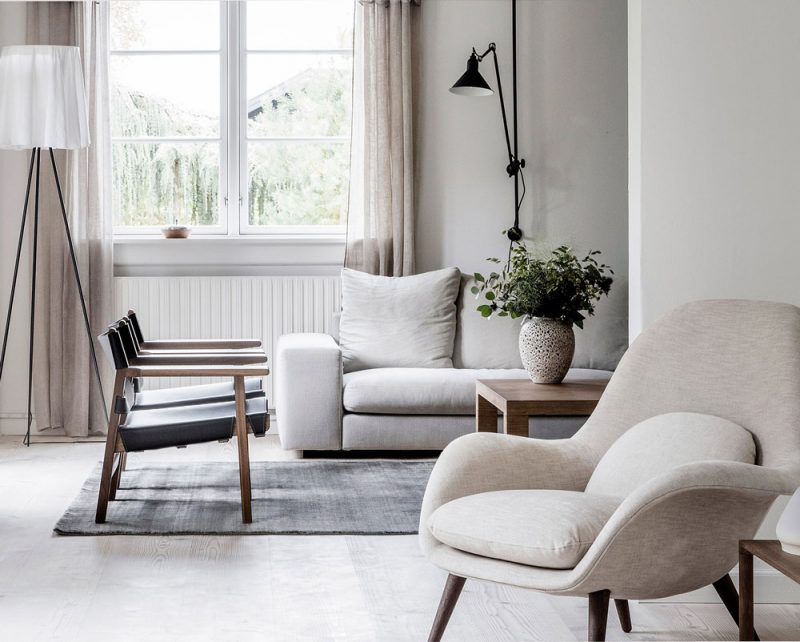 Tour the Sophisticated and Serene Home of a Danish Design Brand's CEO