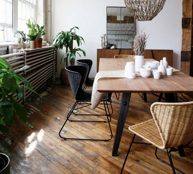 Giveaway: Win a Set of Rattan Chairs and Instant Boho Chic Flair with Furniture Maison