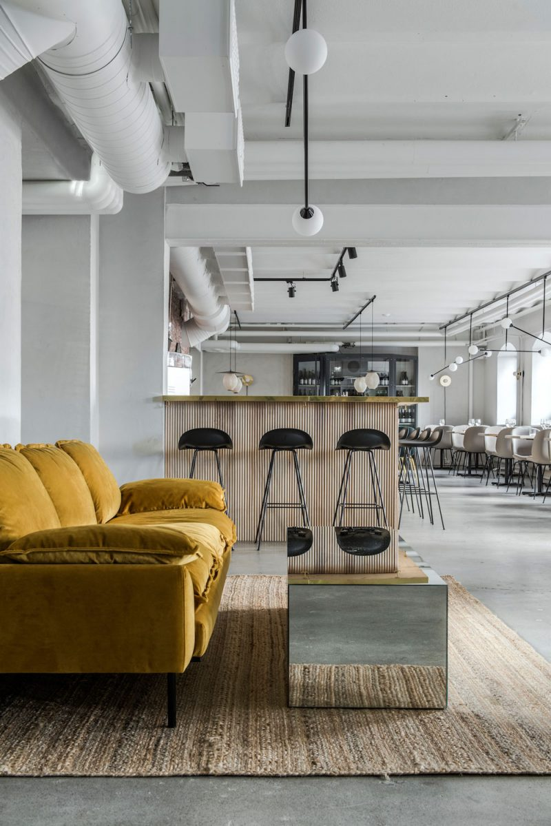 Maannos: A Cool Restaurant and Bar in Helsinki by Laura Seppänen
