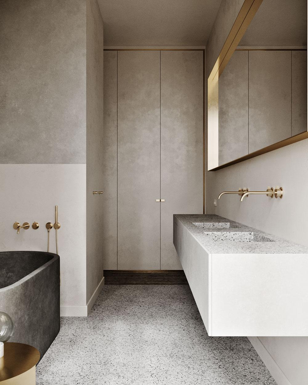 A Refined Minimalist's Dream Home In Copenhagen