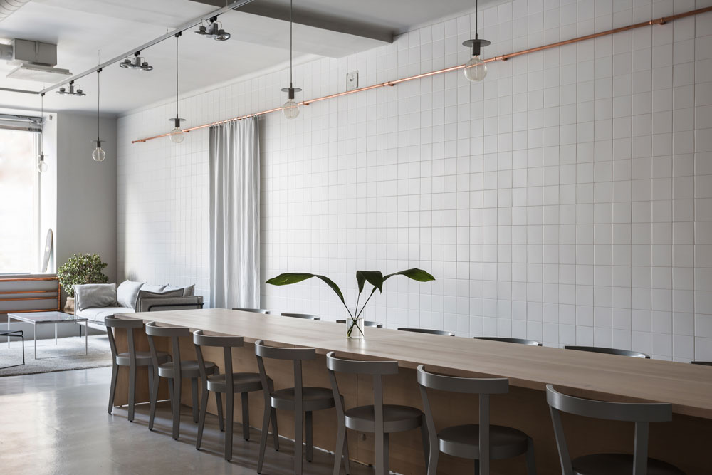 Look Inside A Sleek And Minimalist Office Space By Swedish