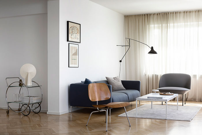 Tour The Beautiful Home Of Finnish Interior Stylist And Designer