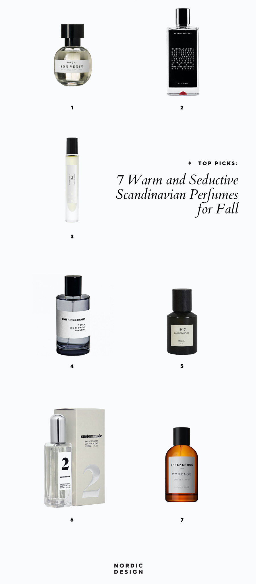 8 Warm And Seductive Scandinavian Perfumes For Fall Nordicdesign