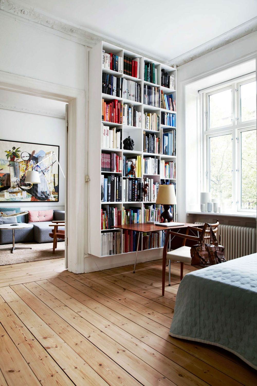 The Beautiful Copenhagen Home of a Vintage Scandinavian ...