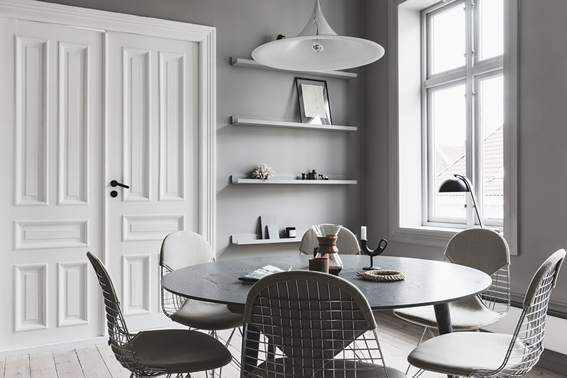 Best of 2018: Nordic Design's Most Beautiful Dining Rooms