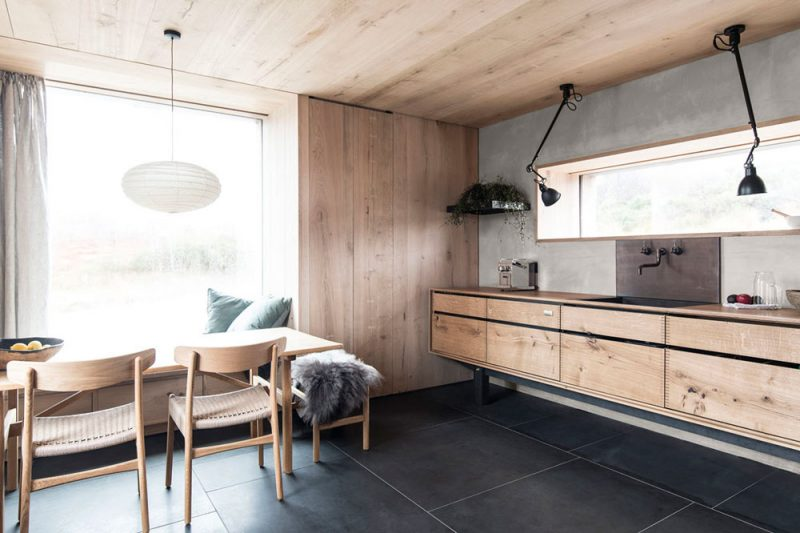 A Nordic-Inspired Retreat Reborn From Ruins in the Scottish Highlands