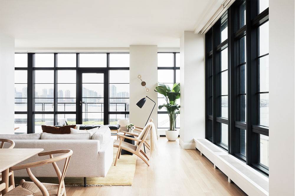 A Beautifully Renovated New York City Apartment With Scandinavian Influence And Personality Nordic Design
