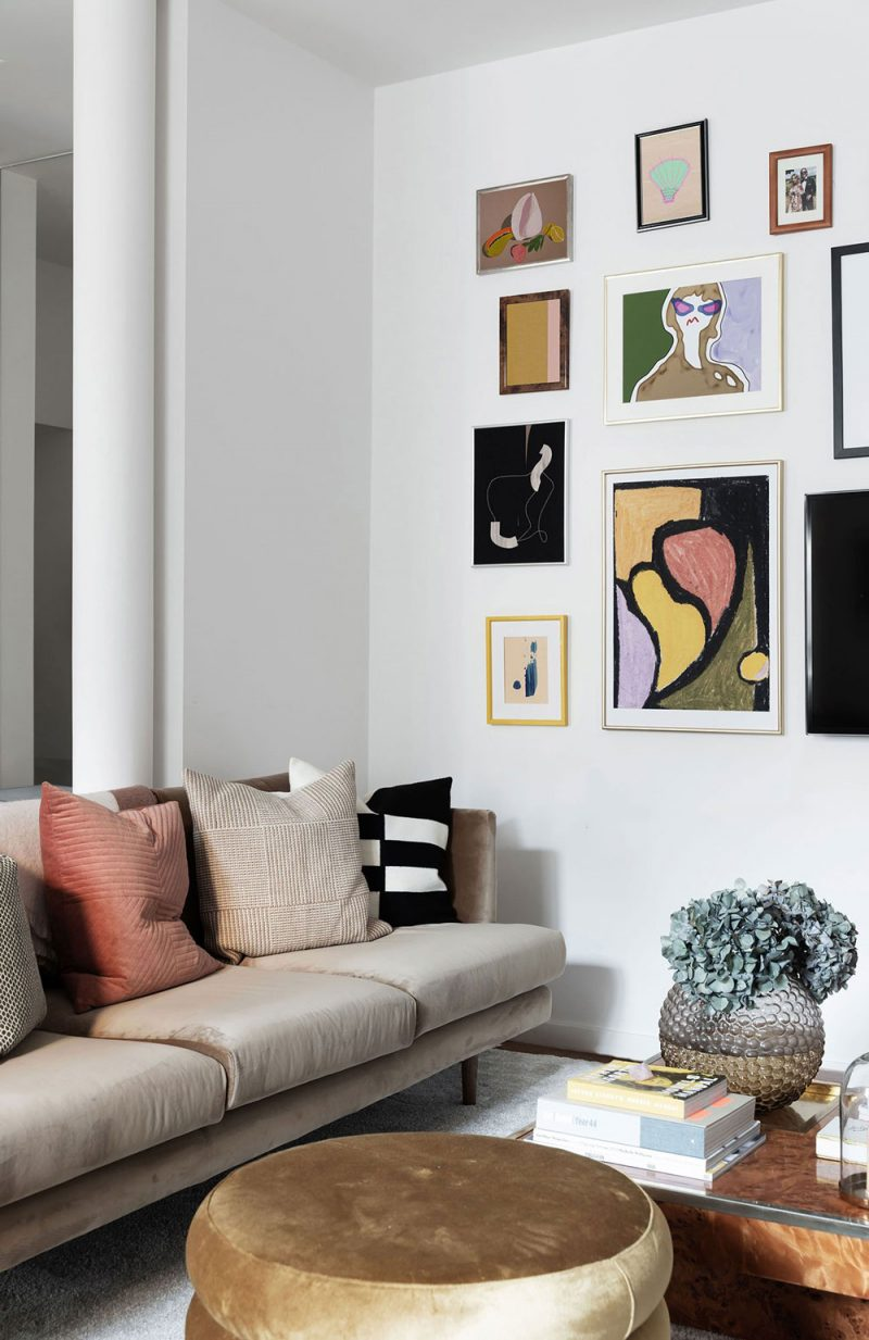Inside the Artsy Home of Henrietta Fromholtz