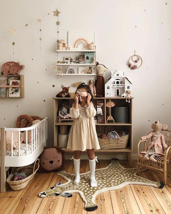 Kids Room Inspiration: Instagram Find: Viktoria's Awe-Inspiring Kids Rooms Filled