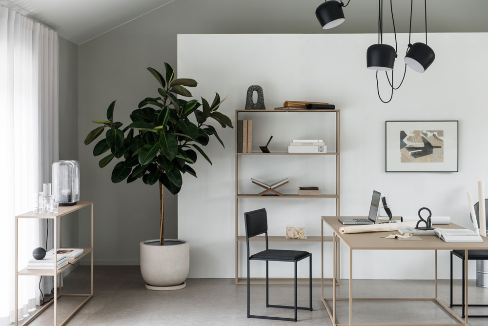 Minimal Styling Inspiration From Swedish Furniture Maker Design Of