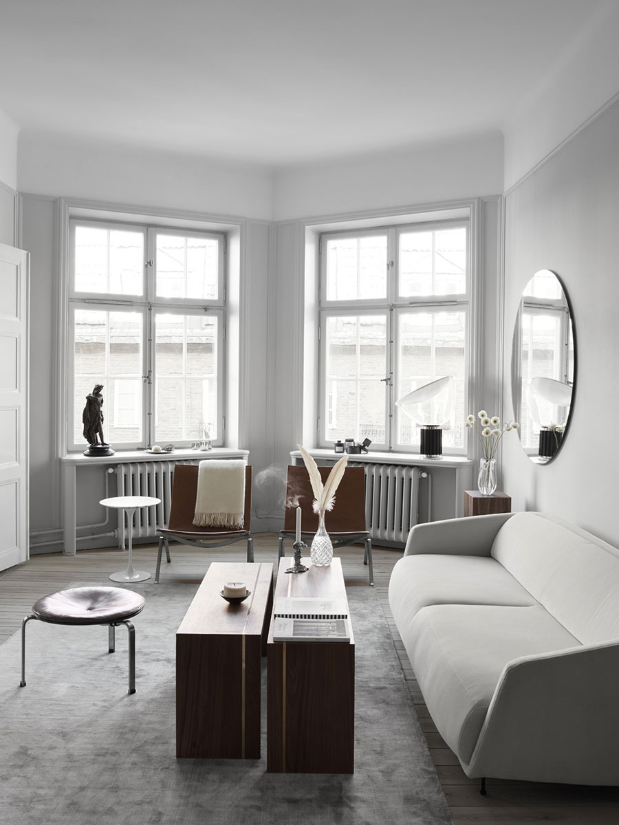 Tour The Highly Curated Home Of Swedish Interior Designer And Stylist  Madeleine Asplund Klingstedt